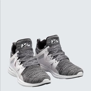 APL Shoes - Athletic Propulsion Labs $200 Ascend Sneaker white